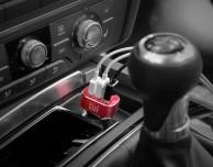 tizi Turbolader 3x Mega di equinux: caricabatterie da auto alla massima velocità – Recensione iPhoneItalia