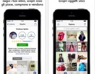 Depop, vendi e acquista oggetti di design direttamente da iPhone