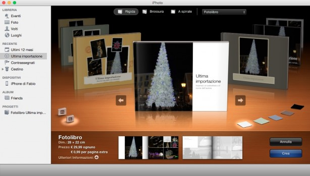 Fotolibro iPhone