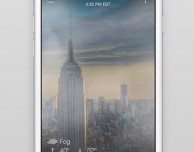 Yahoo Meteo si aggiorna con nuove animazioni e con il supporto agli iPhone 6 e iPhone 6 Plus