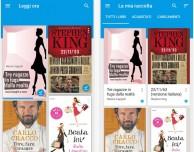 Google Play Books si aggiorna con un nuovo design
