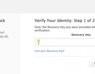 Apple ID bloccato per sempre se perdi il codice di verifica a due passaggi