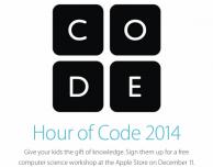 Apple presenta CODE: un'ora di workshop dedicata allo sviluppo