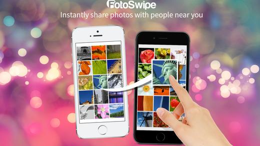 FotoSwipe: inviare immagini tra dispositivi iOS in pochi secondi