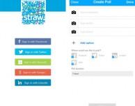 Straw: crea il tuo sondaggio e condividilo con tutti i tuoi amici