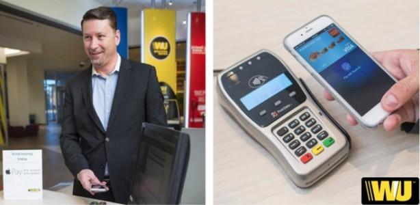 Anche Western Union accetta i pagamenti tramite Apple Pay