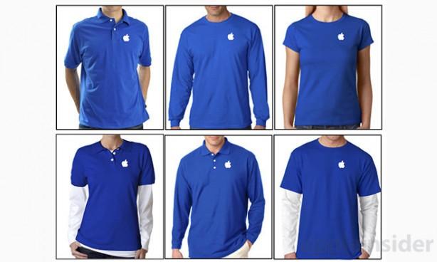 15c7b1cab5e4bd Dal 2 febbraio nuovo abbigliamento per i dipendenti degli Apple Store