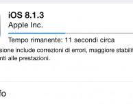 Apple rilascia iOS 8.1.3 per iPhone, iPad e iPod Touch [Aggiornato con Link Diretti]