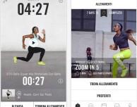 Nike aggiorna l'app Nike+ Training Club