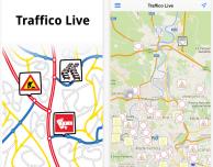 Traffico Live: consultiamo da iPhone e in tempo reale la situazione del traffico in Italia