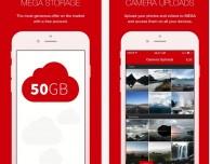L'app ufficiale del servizio MEGA si aggiorna
