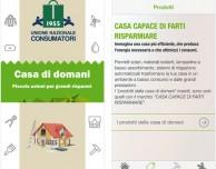 """L'Unione Nazionale Consumatori lancia l'app """"Casa di domani"""""""