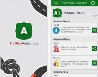Arrivano le segnalazioni degli utenti in Traffico Autostrade