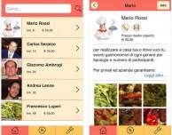 Trova i personal chef più vicini con l'iPhone