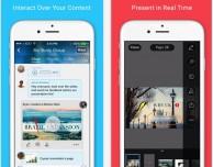 Moxtra, l'app per organizzare i lavori di gruppi