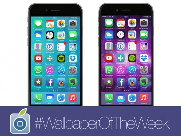#WallpaperOfTheWeek (68): scarica GRATIS due nuovi sfondi per il tuo iPhone!