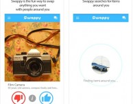 Swappy, l'app gratuita per scambiare quello che non usi con quello che ti serve