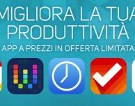 """""""Migliora la tua produttività"""": Apple mette in offerta importanti titoli su App Store"""