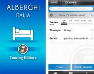 Alberghi Touring 2015: tutti i consigli per il vostro viaggio in Italia