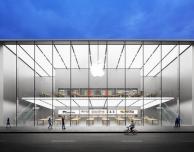 Apple ha inaugurato il più grande Apple Store dell'Asia