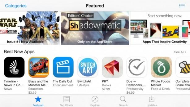 App Store assicura sempre maggiori guadagni agli sviluppatori