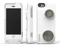 CES 2015: PERI Duo Case, audio ed energia aggiuntiva si uniscono in un'interessante custodia per il vostro iPhone
