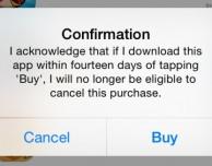 Game over: Apple blocca gli utenti che abusano dei rimborsi su App Store