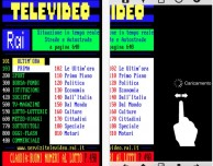 Consulta il televideo Rai direttamente su iPhone con Televideo Mobile