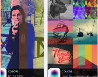 Con Colors hai oltre 1000 filtri per la tua fotocamera