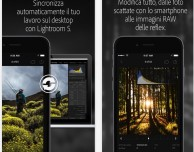 Adobe aggiorna Lightroom per iPhone