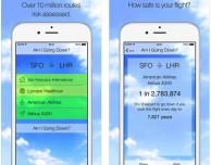 """""""Am I Going Down"""", l'app che ti dice quante probabilità ha il tuo aereo di cadere…"""