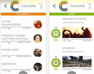 Colours, il social network geo-localizzato