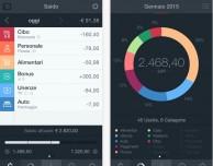 Saver 2 – finanza personale: i tuoi bilanci al sicuro su iPhone