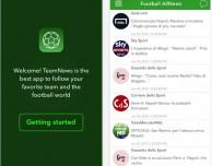 TeamNews si aggiorna: nuove funzioni per rimanere sempre aggiornati sul calcio