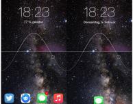 BerryC8: lancia le app dalla schermata di blocco – Cydia