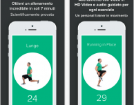 7 Minute Workout disponibile in offerta gratuita per poche ore
