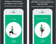 7 Minute Workout disponibile in offerta gratuita per poche ore
