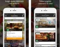 Prenota il ristorante dall'iPhone con Quandoo