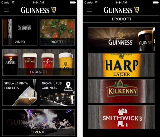 La birra Guinness approda su iPhone - iPhone Italia
