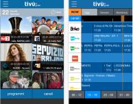 TivùLaGuida, la programmazione TV con tante funzioni aggiuntive