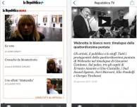 Repubblica.it si aggiorna con tantissime novità