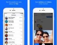 Facebook Messenger si aggiorna con le estensioni per iOS 8