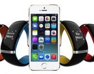 Smart Bracelet, il braccialetto che mostra le notifiche dell'iPhone
