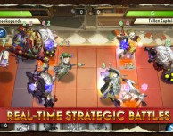 Square-Enix pubblica Heavenstrike Rivals per iPhone