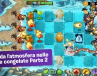 Le grotte congelate arrivano in Plants vs. Zombies 2