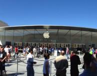 La popolarità degli Apple Store è un'affare per l'azienda, anche negli affitti
