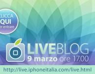 LIVE BLOG Evento Apple 9 Marzo: scopri le novità con noi – LIVE TERMINATO
