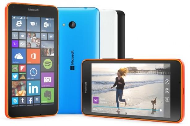 Lumia+640+family