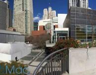 """Appare una struttura accanto allo Yerba Buena Center: sarà lo spazio """"demo"""" per gli Apple Watch?"""
