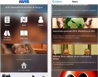 L'app ufficiale dell'AVIS è disponibile su App Store